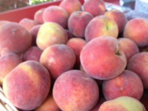 Chilton County peaches!