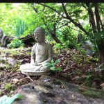 Art in the Garden - Buddha