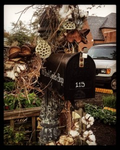 Fall - Mailbox Decoration
