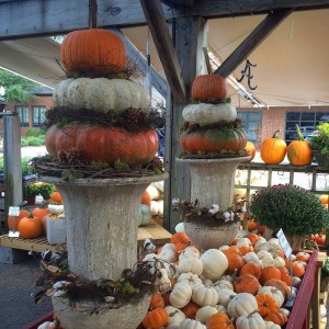 Pumpkin Stacks