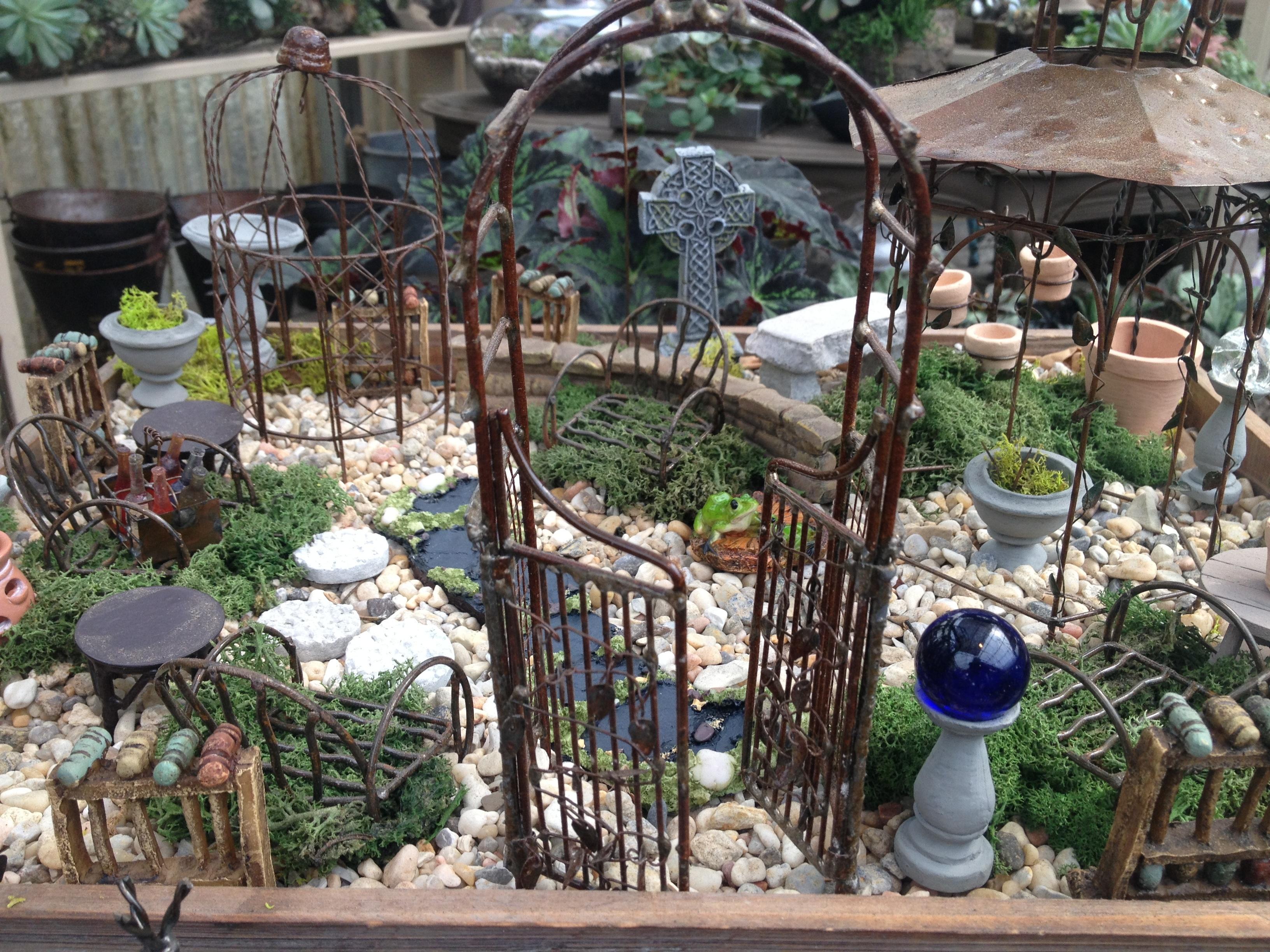 miniature garden accessories - Garden Accessories
