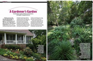 Alabama Gardening Magazine - September 2016 - Kris' Garden
