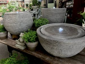 Lightweight Stone Fountains
