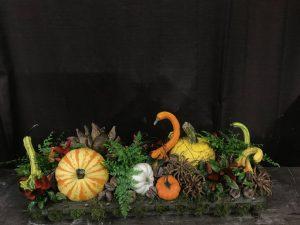 Gourd/Pumpkin Arrangement