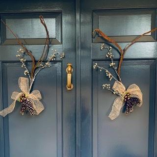 Holiday Door Pieces