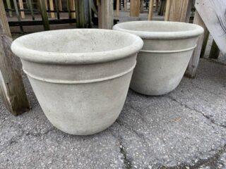 Cast Stone Planters